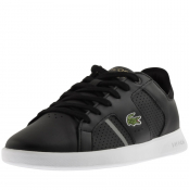 Product Image for Lacoste Novas 118 SPM Trainers Black